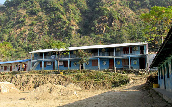 GAN-funded girls hostel approaches completion